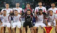 تیم ملی فوتبال ساحلی در رده نخست آسیا