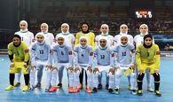 زمان برگزاری مسابقات جام ملتهای فوتسال بانوان آسیا مشخص شد