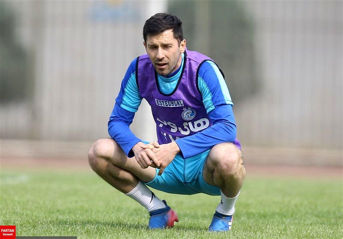 هرویه میلیچ به ایران برگشت