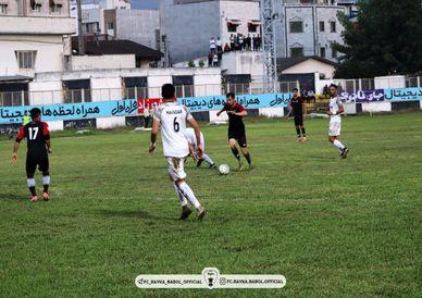 گزارش تصویری نیمه دوم دیدار دو تیم رایکا بابل و هوادار تهران از سری رقابتهای لیگ دسته اول فوتبال باشگاههای کشور