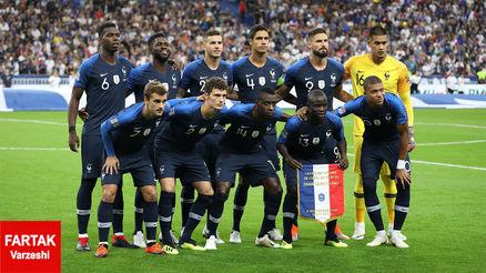 لیست جدید تیم ملی فرانسه؛ بازگشت مارسیال