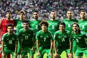 برای بازی با تیم ملی فوتبال کشورمان؛ ترکیب عراق مشخص شد