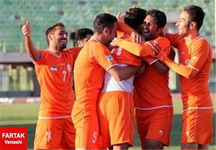 پیروزی مس کرمان در دیداری دوستانه