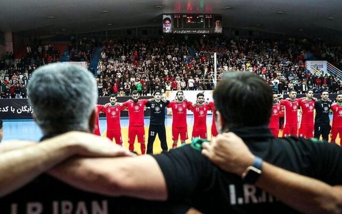 مذاکره ایران با ۶ کشور برای شرکت در تورنمنت فوتسال صدرا