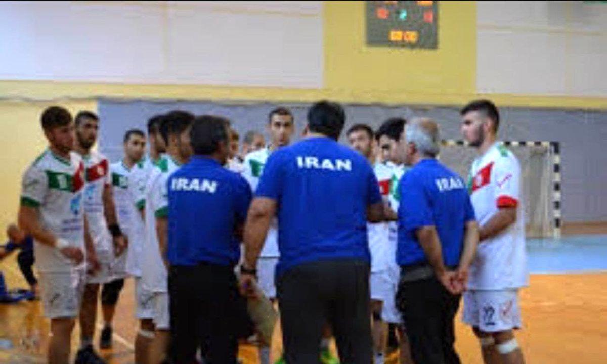 ۶ بازیکن و فیزیوتراپ تیم هندبال ذوب آهن اصفهان در  انتخابی تیم ملی جوانان ایران
