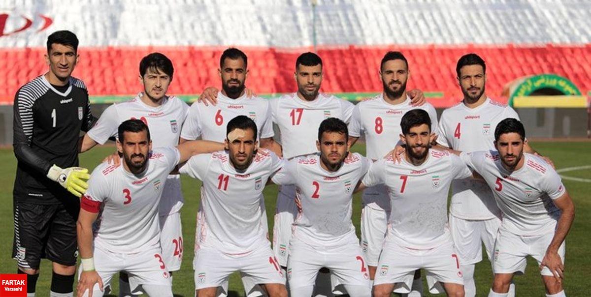 داوران گروه ایران در مسابقات انتخابی جام جهانی قطر معرفی شدند