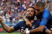 رونمایی از ترکیب اصلی دو تیم فرانسه و اروگوئه