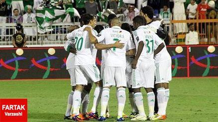 حرکت عجیب باشگاه عربستانی حاضر در لیگ قهرمانان آسیا