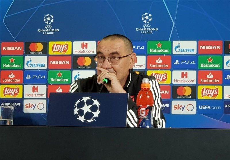 ساری: ایگواین برای یوونتوس بازیکن مهمی است/ هنوز جای پیشرفت داریم
