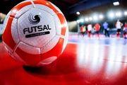همگروهی تیم ملی فوتسال با میزبان جام جهانی 2021 لیتوانی در تورنمنت تایلند