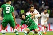 نام گزارشگر دیدار ایران و عراق اعلام شد