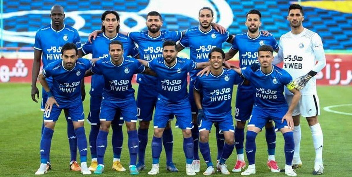 فهرست استقلال در لیگ قهرمانان آسیا به AFC ارسال شد