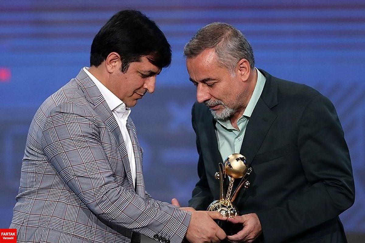 شیرازی رئیس هیئت فوتبال تهران ماند