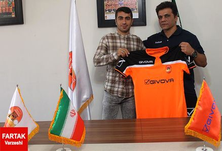 سجاد احمدی به بازیهای لیگ دو می رسد