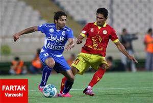 نتایج استقلال در هفته چهارم ادوار مختلف لیگ برتر