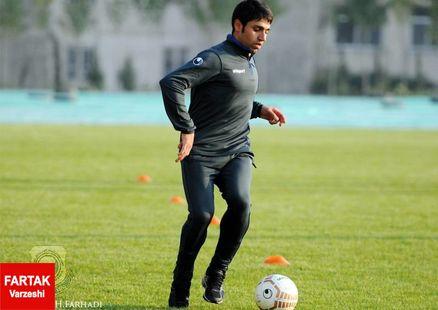 محمدرضایی: کار کردن با مرزبان لذت بخش تر از حضور در لیگ برتر است