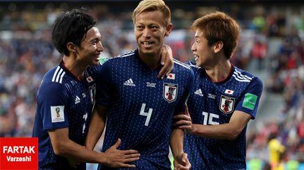 جام ملت های آسیا / ژاپن برنده بازی با ترکمنستان شد