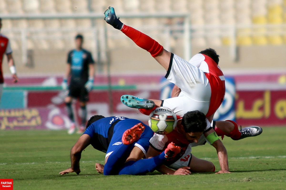 فوت دلخراش یک فوتبالیست بر اثر برخورد توپ با سینهاش