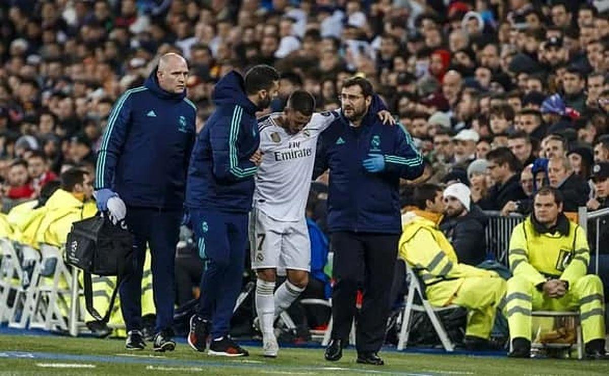 جراحی هازارد؛ خداحافظی با فصل و یورو 2021
