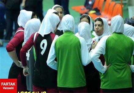 والیبالیستهای دختر ایران در گام اول به مصاف ژاپن میروند